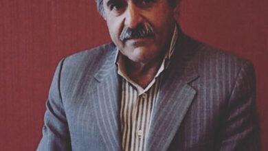 تصویر استاد محمود مخدوم